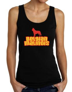 Breed Color Belgian Malinois Tank Top Women