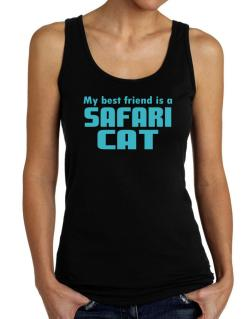 My Best Friend Is A Safari Tank Top Women
