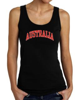 Australia - Simple Tank Top Women