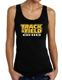 Track And Field - Ohio Tank Top Women