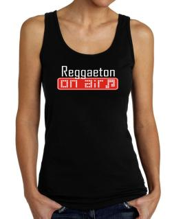 Reggaeton On Air Tank Top Women