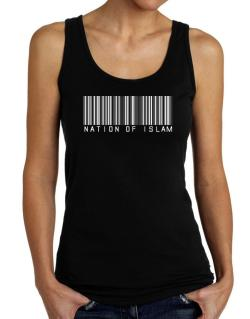Nation Of Islam - Barcode Tank Top Women