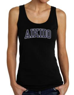 Aikido Athletic Dept Tank Top Women