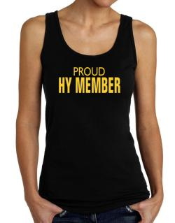 Proud Hy Member Tank Top Women