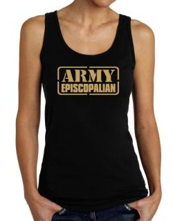 Army Episcopalian Tank Top Women