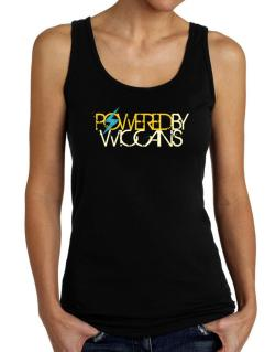 Powered By Wiccans Tank Top Women
