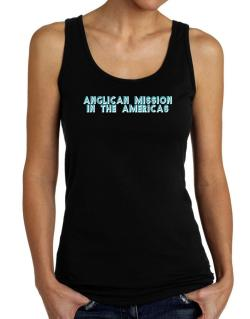 Anglican Mission In The Americas Tank Top Women