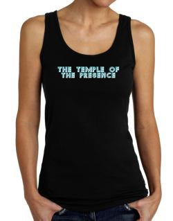 The Temple Of The Presence Tank Top Women