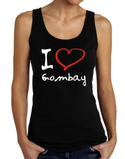 I Love Gombay Tank Top Women