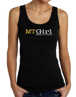 Girl Made In Polson Tank Top Women