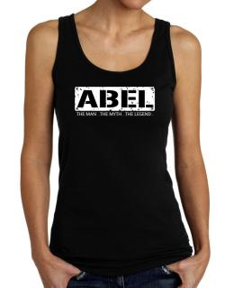 Abel : The Man - The Myth - The Legend Tank Top Women