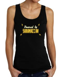 Powered By Saramaccan Tank Top Women