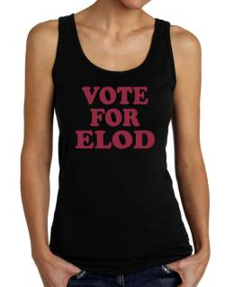 Vote For Elod Tank Top Women