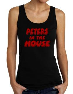 Peters In The House Tank Top Women