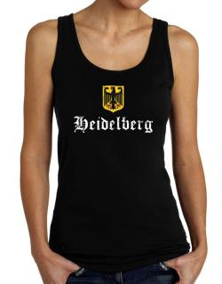 Heidelberg Germany Tank Top Women