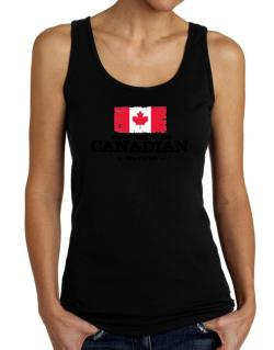 Property of Canadian Nation Tank Top Women