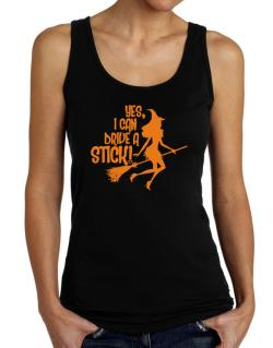 Yes, I Can Drive A Stick! Tank Top Women