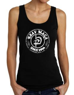 Krav maga since 1944 Tank Top Women