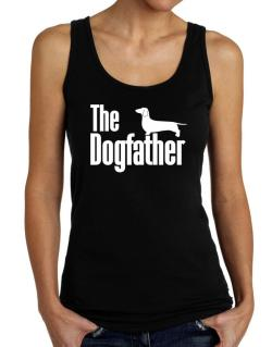 The dogfather Dachshund Tank Top Women