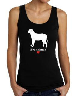 Broholmer love Tank Top Women