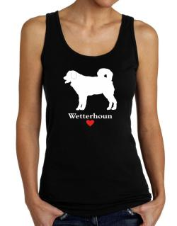 Wetterhoun love Tank Top Women