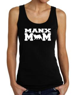 Manx mom Tank Top Women