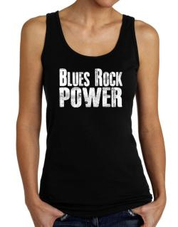 Blues Rock power Tank Top Women