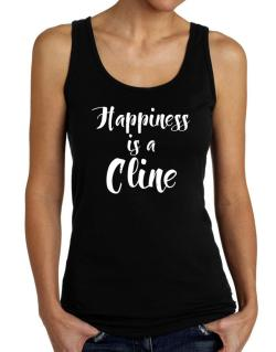Happiness is a Cline Tank Top Women