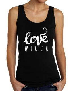 Love Wicca 2 Tank Top Women