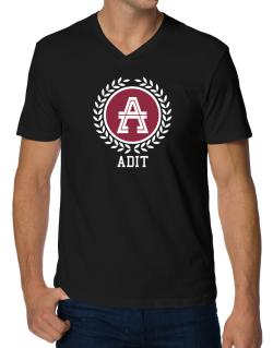 Adit - Laurel V-Neck T-Shirt