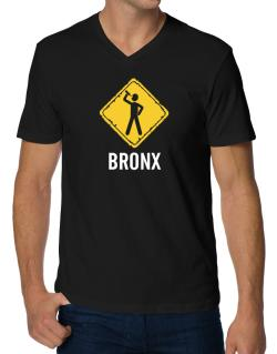 Bronx V-Neck T-Shirt