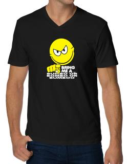 Bring Me A ... Bumbo Or Bombo Or Bumboo V-Neck T-Shirt