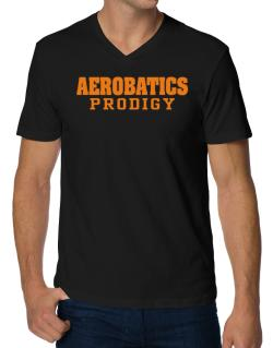Aerobatics Prodigy V-Neck T-Shirt