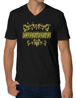 Anthroposophy V-Neck T-Shirt
