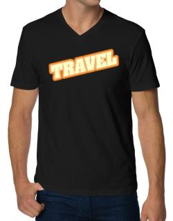 Travel V-Neck T-Shirt