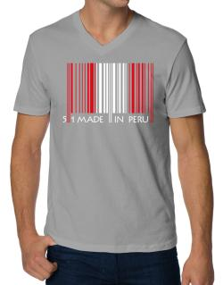 Made in Peru cool design  V-Neck T-Shirt