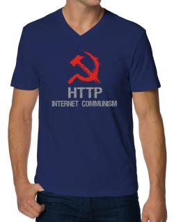 HTTP Internet for everyone V-Neck T-Shirt