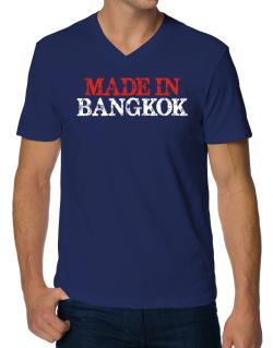 Made in Bangkok V-Neck T-Shirt