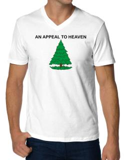 An appeal to heaven V-Neck T-Shirt