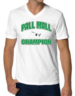 Pall Mall champion V-Neck T-Shirt