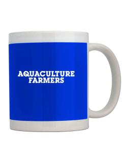 Aquaculture Farmers Simple Mug