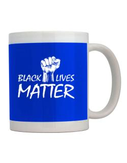 Taza de Black lives matter