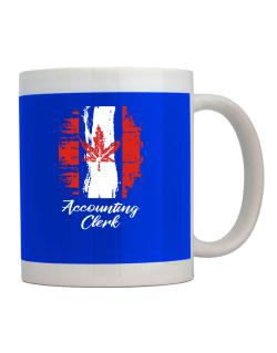 Accounting Clerk - Canada  Mug