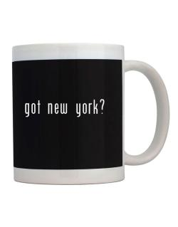 Got New York? Mug