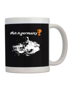 Taza de This Is Germany? - Astronaut