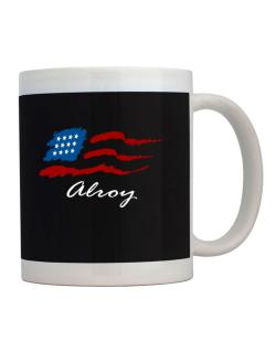 Alroy - Us Flag Mug