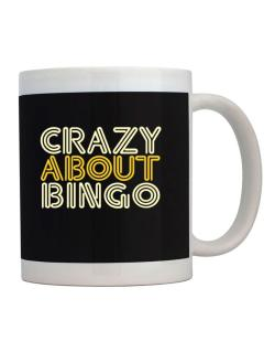 Crazy About Bingo Mug
