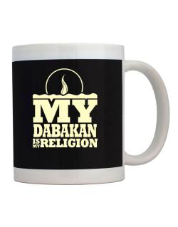 My Dabakan Is My Religion Mug