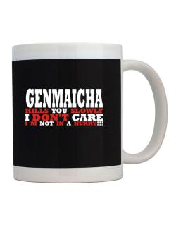 Genmaicha Kills You Slowly - I Don