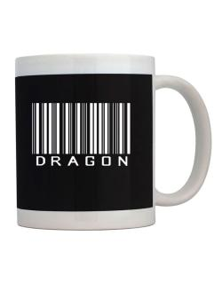Dragon Barcode / Bar Code Mug